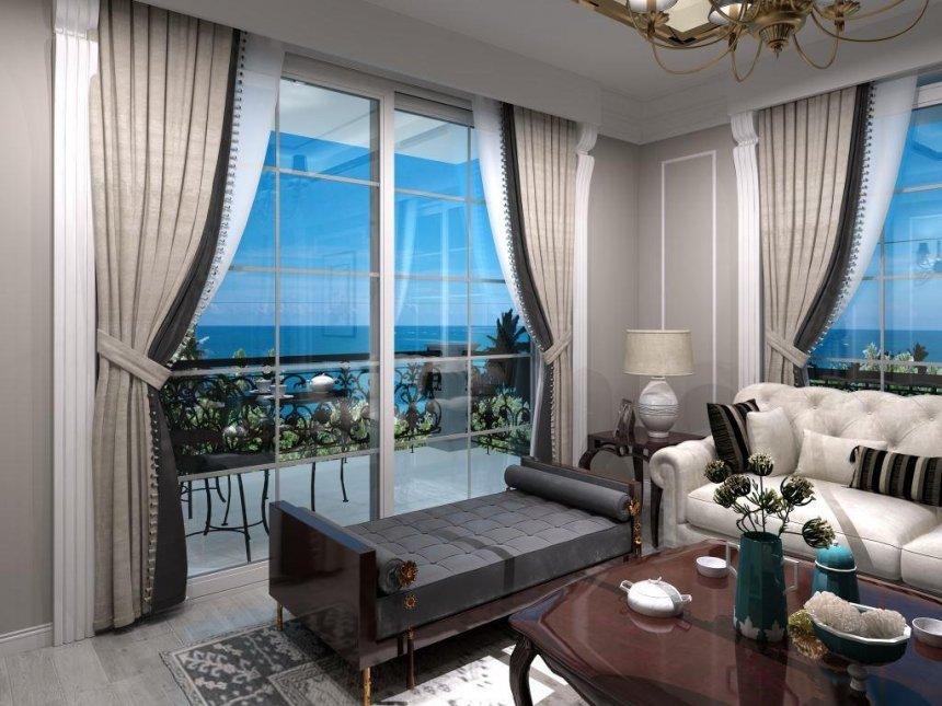 Купить квартиру в турции на черном море